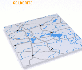 3d view of Göldenitz