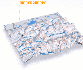 3d view of Niederaudorf