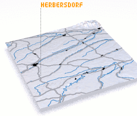 3d view of Herbersdorf
