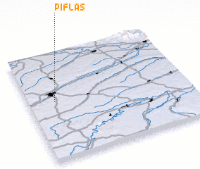 3d view of Piflas