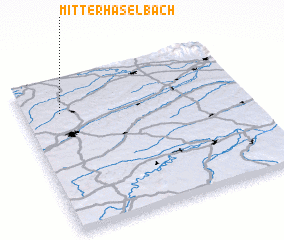 3d view of Mitterhaselbach