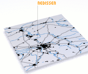 3d view of Nedissen