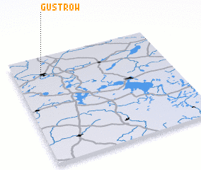 3d view of Güstrow
