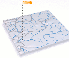 3d view of Andon
