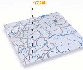 3d view of Mézaa II