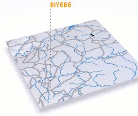 3d view of Biyébé