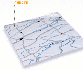 3d view of Embach