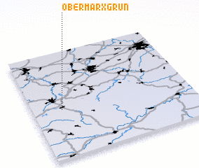 3d view of Obermarxgrün