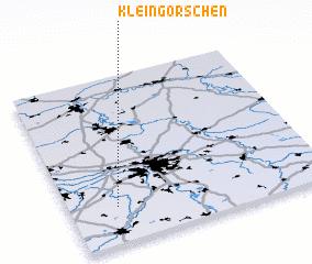 3d view of Kleingörschen