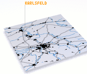 3d view of Karlsfeld