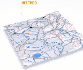 Viterbo Italy Map Nona Net
