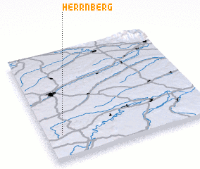 3d view of Herrnberg