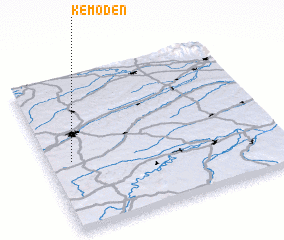 3d view of Kemoden