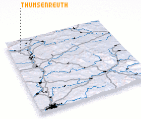 3d view of Thumsenreuth