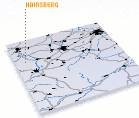 3d view of Hainsberg