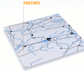 3d view of Parchen
