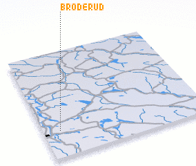 3d view of Brøderud