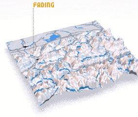 3d view of Fading