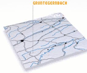 3d view of Grüntegernbach