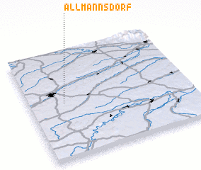 3d view of Allmannsdorf