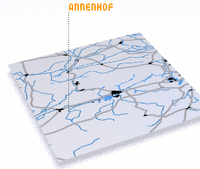 3d view of Annenhof