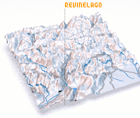 3d view of Revine Lago