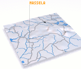 3d view of Masséla