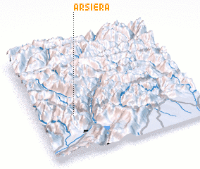 3d view of Arsiera