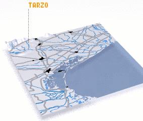 3d view of Tarzo