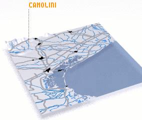 3d view of Ca Molini