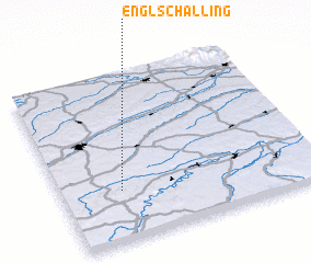 3d view of Englschalling
