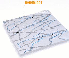3d view of Hohenwart