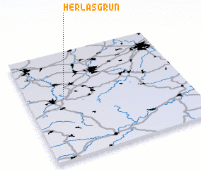 3d view of Herlasgrün