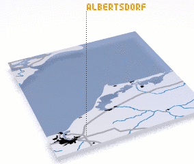3d view of Albertsdorf