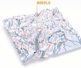 3d view of Modolo