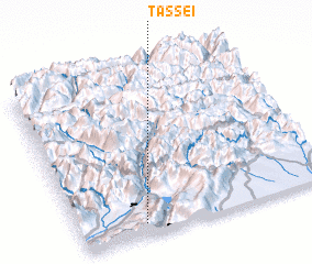 3d view of Tassei