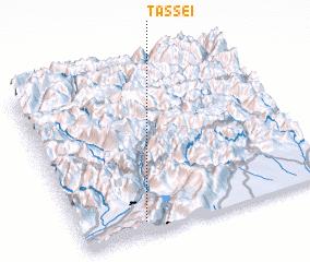 3d view of Tassei