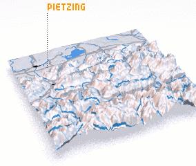 3d view of Pietzing