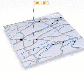 3d view of Solling