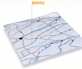 3d view of Babing