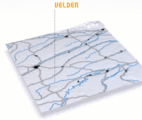 3d view of Velden