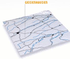 3d view of Geisenhausen