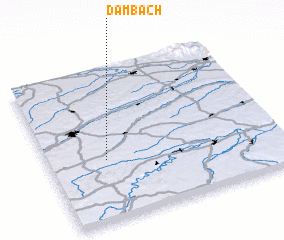 3d view of Dambach