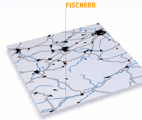 3d view of Fischern