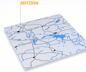 3d view of Kritzkow
