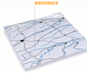 3d view of Biedenbach