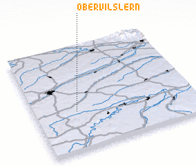 3d view of Obervilslern