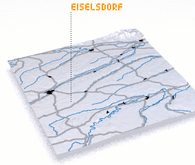 3d view of Eiselsdorf