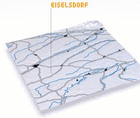 3d view of Eiselsdorf