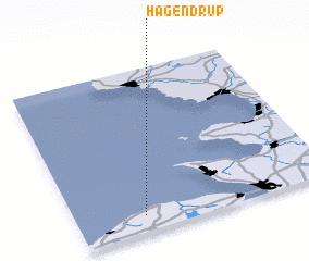 3d view of Hågendrup